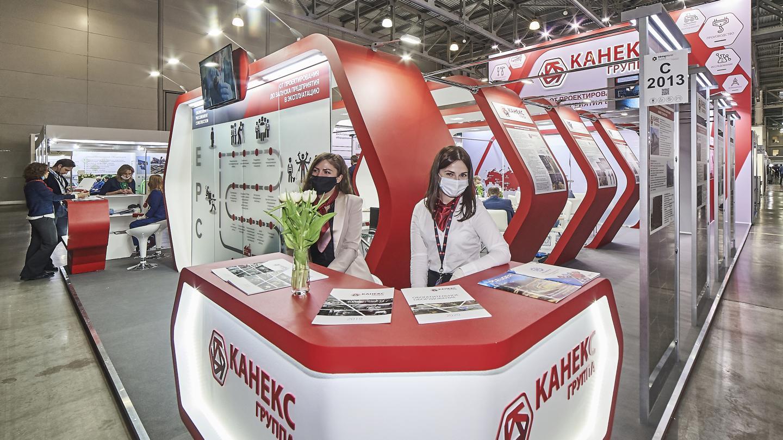 Дизайн стенда компании Канекс - фото-5