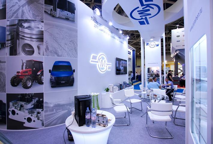 Новость о выставочном стенде Камского завода